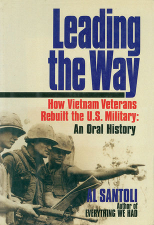 Leading the Way by Al Santoli