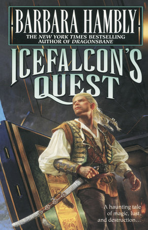 Icefalcon's Quest by Barbara Hambly