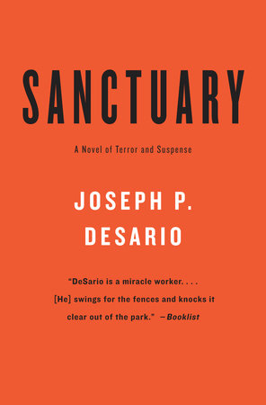 SANCTUARY by Joseph P. DeSario