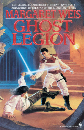 GHOST LEGION by Margaret Weis