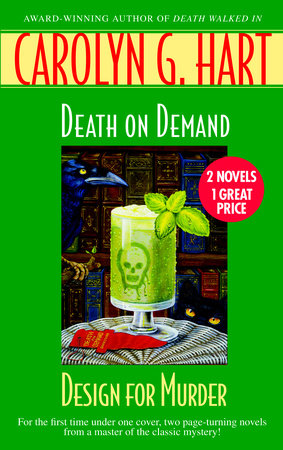 Death on Demand/Design for Murder by Carolyn Hart