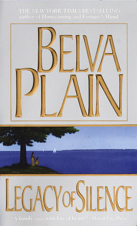 Legacy of Silence by Belva Plain