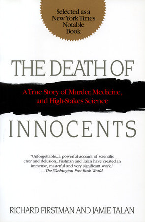 The Death of Innocents by Richard Firstman and Jamie Talan