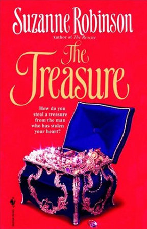 The Treasure by Suzanne Robinson