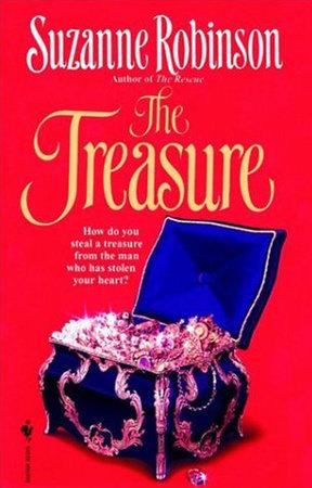 The Treasure by Suzanne Robinson