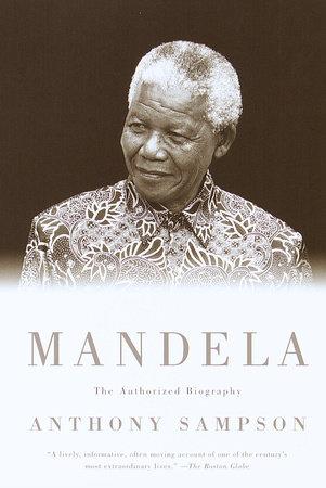 Mandela by Anthony Sampson