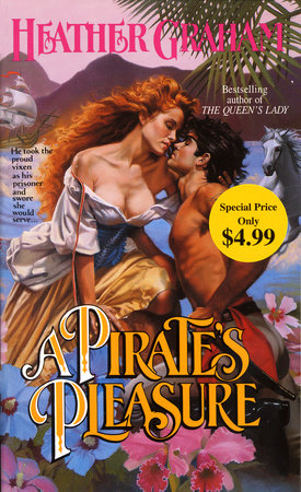 A Pirate's Pleasure by Heather Graham