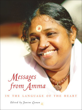 Messages from Amma by Janine Canan