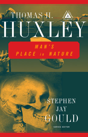 Man's Place in Nature by Thomas H. Huxley