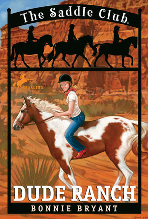 Dude Ranch by Bonnie Bryant