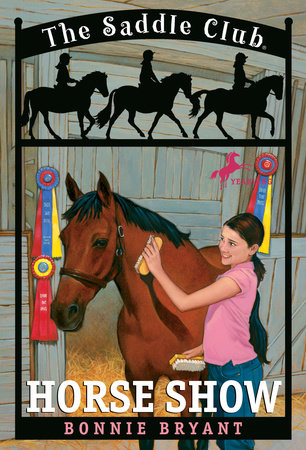 Horse Show by Bonnie Bryant