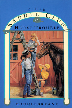 Horse Trouble by Bonnie Bryant