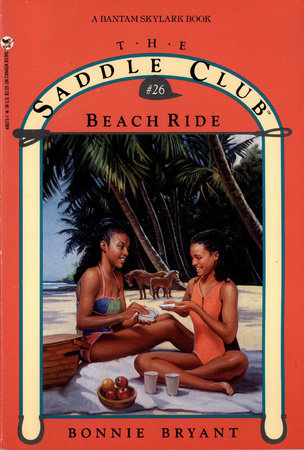 BEACH RIDE by Bonnie Bryant
