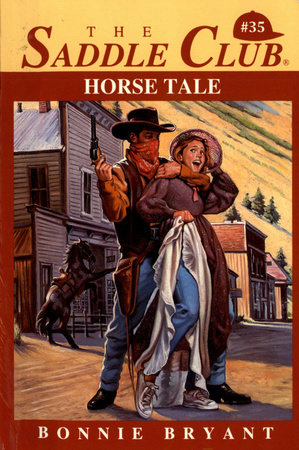 Horse Tale by Bonnie Bryant