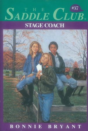 STAGECOACH by Bonnie Bryant