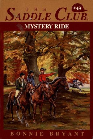 Mystery Ride by Bonnie Bryant