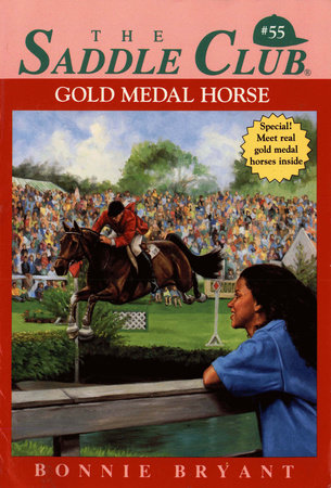 Gold Medal Horse by Bonnie Bryant