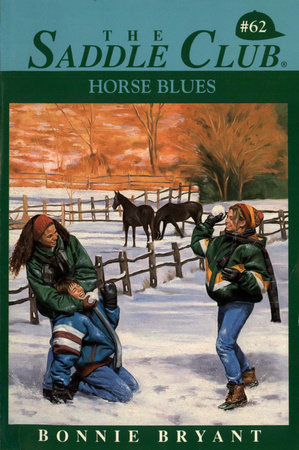 Horse Blues by Bonnie Bryant