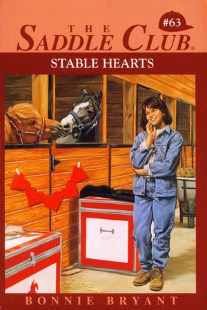 Stable Hearts by Bonnie Bryant