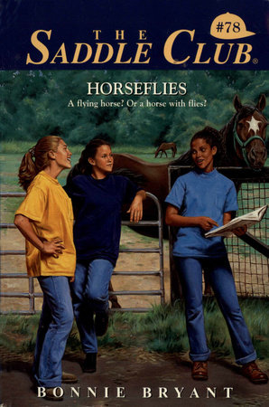 Horseflies by Bonnie Bryant