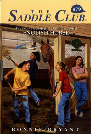 English Horse by Bonnie Bryant