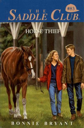 Horse Thief by Bonnie Bryant