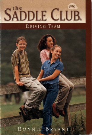 Driving Team by Bonnie Bryant
