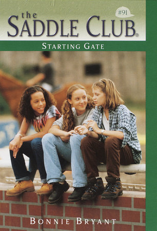 Starting Gate by Bonnie Bryant