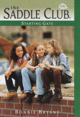 Starting Gate by Bonnie Bryant