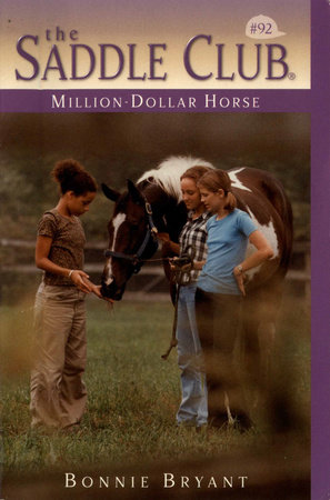 Million-Dollar Horse by Bonnie Bryant