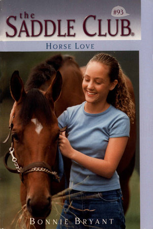 Horse Love by Bonnie Bryant