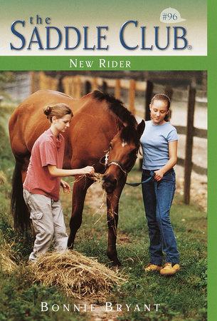 New Rider by Bonnie Bryant
