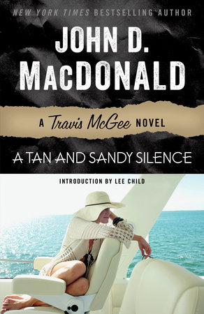 A TAN & SANDY SILENCE by John D. MacDonald