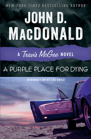 A Purple Place For Dying by John D. MacDonald