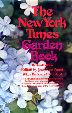 The New York Times Garden Book, Revised by Joan Lee Faust