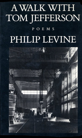 A WALK W/TH.JEFFERSN by Philip Levine