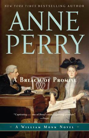 A Breach of Promise by Anne Perry