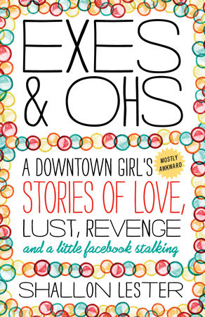 Exes and Ohs Book Cover Picture