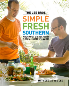 The Lee Bros. Simple Fresh Southern