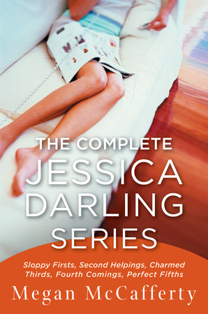 The Complete Jessica Darling Series by Megan McCafferty