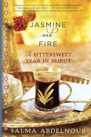 Jasmine and Fire by Salma Abdelnour