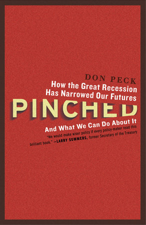 Pinched by Don Peck