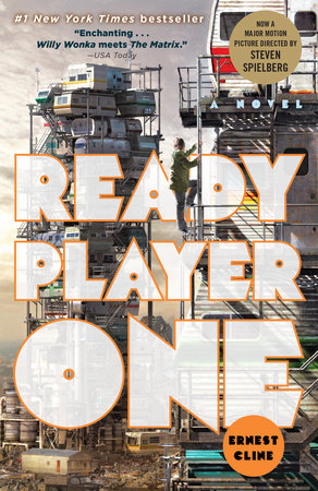 The cover of the book Ready Player One