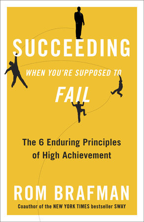 Succeeding When You're Supposed to Fail by Rom Brafman