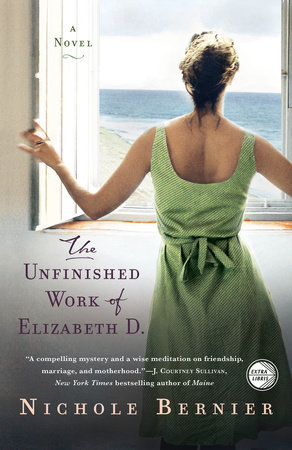 The cover of the book The Unfinished Work of Elizabeth D.