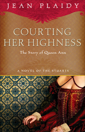 Courting Her Highness by Jean Plaidy