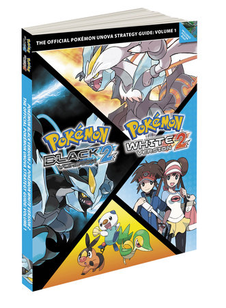 Pokemon Black Version 2 & Pokemon White Version 2 Scenario Guide by Pokemon Company International