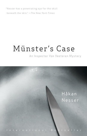 Münster's Case by Hakan Nesser