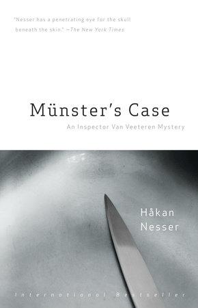 Munster's Case by Hakan Nesser