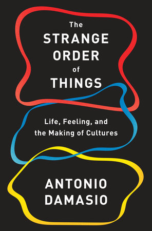 The cover of the book The Strange Order of Things